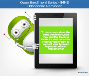 IMNS Dashboard Reminder - Contact